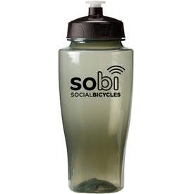 Polysure Twister Bottle for Advertising