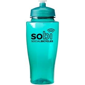 Advertising Polysure Twister Bottle