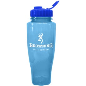 Polysure Twister Bottle Imprinted with Your Logo