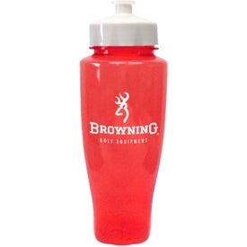 Personalized Polysure Twister Bottle