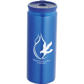 Pop Aluminum Can Branded with Your Logo