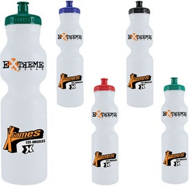 Pop Top Bike Bottle for Your Company