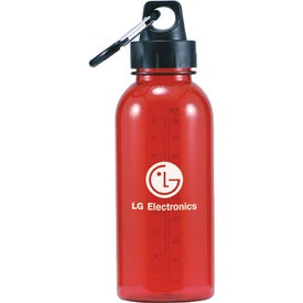 Poseidon Polycarbonate Bottle Printed with Your Logo