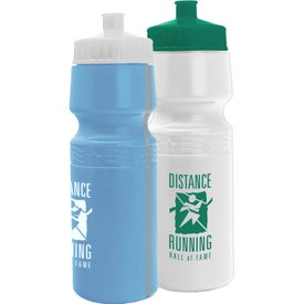 Premium Bike Bottle Imprinted with Your Logo