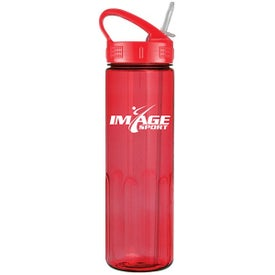 Prestige Bottle with Sport Sip Lid and Straw (24 Oz.)