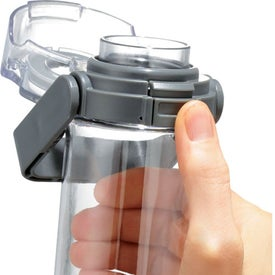 Preston BPA Free Sport Bottle with Your Logo