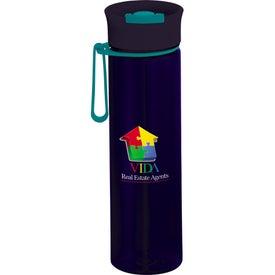 Promotional Punch BPA Free Water Bottle