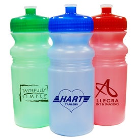 Quencher Bike Bottle (20 Oz.)