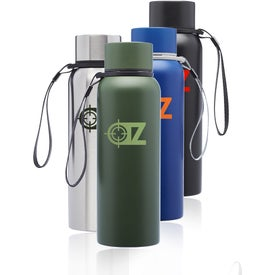 Ransom Water Bottle with Strap (17 Oz.)