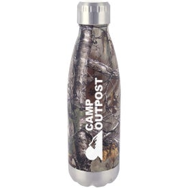 Realtree Swiggy Stainless Steel Bottle (16 Oz.)