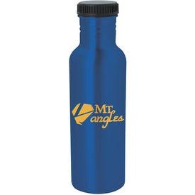 Personalized Retro Aluminum Bottle