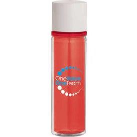 Monogrammed Revolution BPA Free Double-Wall Sport Bottle