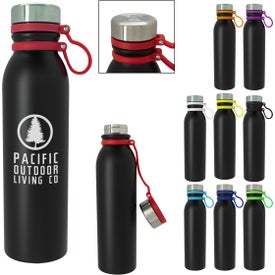 Ria Stainless Steel Bottle (25 Oz.)