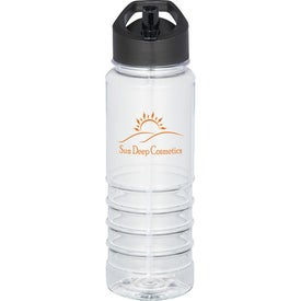 Ringer Tritan Sports Bottle Imprinted with Your Logo