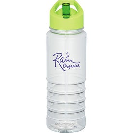Ringer Tritan Sports Bottle with Your Slogan