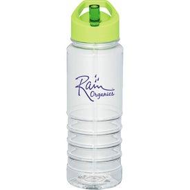 Ringer Tritan Sports Bottle with Your Slogan