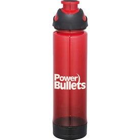 Robo Tritan Sports Bottle with Your Slogan