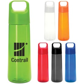 Round Bottle with Your Logo