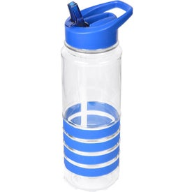 The San Clemente Gripper Water Bottle for Your Company