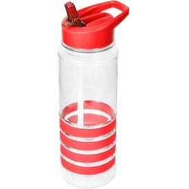 Advertising The San Clemente Gripper Water Bottle