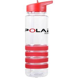 The San Clemente Gripper Water Bottle (25 Oz.)