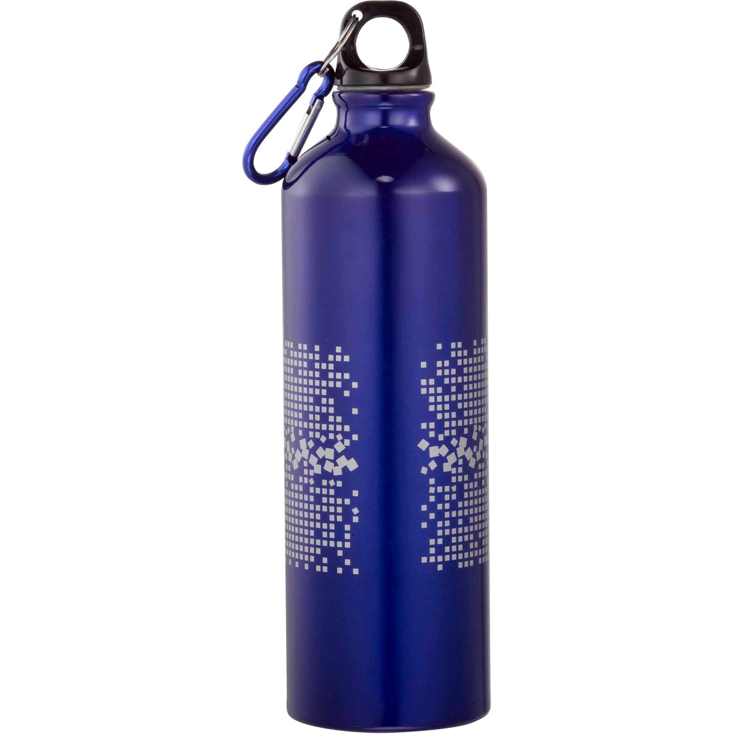 Santa fe aluminum bottle 26 oz personalized water bottles for Floor 9 water bottle