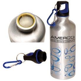 Customized Satellite Aluminum Bottle
