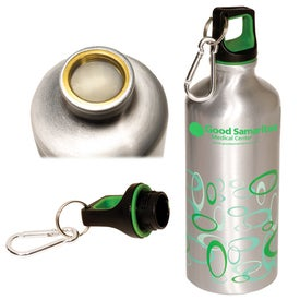 Custom Satellite Aluminum Bottle
