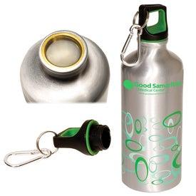 Custom Satellite Aluminum Bottle