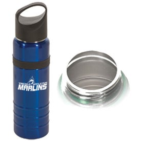Promotional Saturn Stainless Bottle