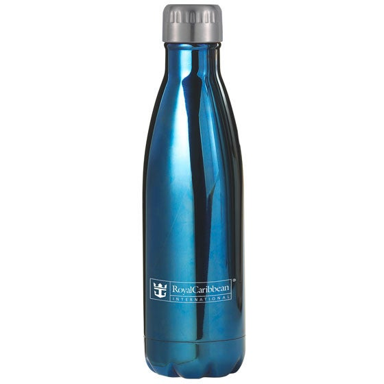 Blue Serendipity Water Bottle