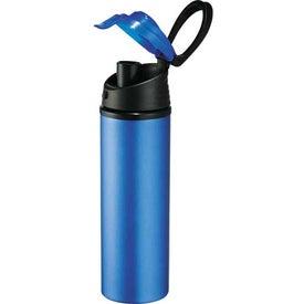 Advertising Sheen Aluminum Bottle
