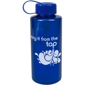 Poly-Pure Mountain Bottle Imprinted with Your Logo