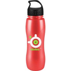 ShimmerZ Slim Grip Bottle with Crest Lid (25 Oz.)