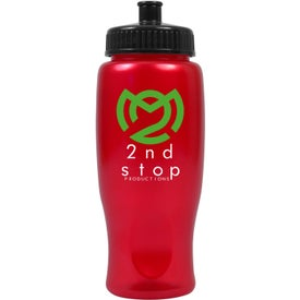 ShimmerZ Sport Bottle with Push Pull Lid for Your Church