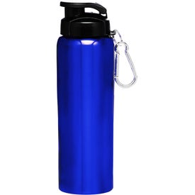 Sicilia Stainless Steel Sports Water Bottle (27 Oz.)