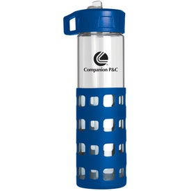 Company Sip 'n Go Glass Water Bottle