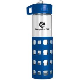 Company Sip 'n Go Glass Water Bottle
