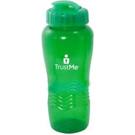 Sipper Sports Bottle (26 Oz.)