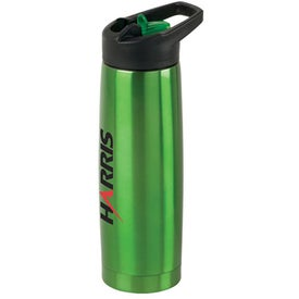 Sippo Water Bottle with Your Slogan