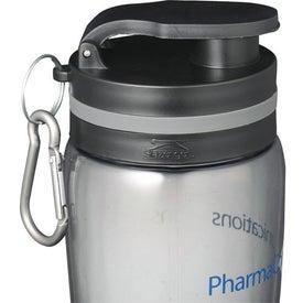 Logo Slazenger BPA Free Sport Bottle