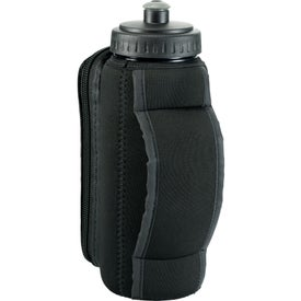 Slazenger Handheld Sport Bottle with Phone Holder (23 Oz.)