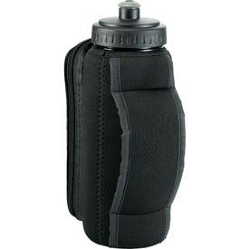 Slazenger Handheld Sport Bottle with Phone Holder (23 Oz.)