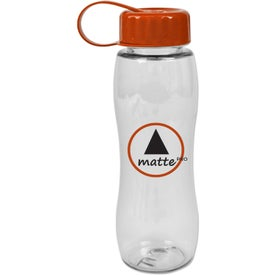 Poly Pure Slim Grip Bottle for Your Church