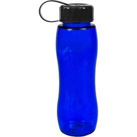 Poly Pure Slim Grip Bottle for Promotion