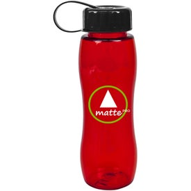 Poly Pure Slim Grip Bottle for your School