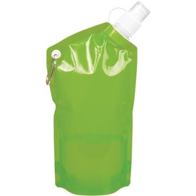 Smushy Flexible Water Bottle for Your Organization