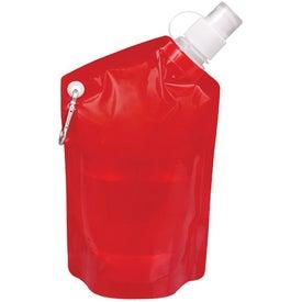 Customized Mini Smushy Flexible Water Bottle