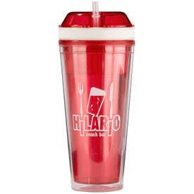 Snack and Drink Cup (20 Oz.)