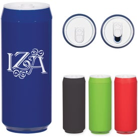 Soda Pop Bottle Printed with Your Logo